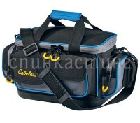 Сумка CABELA'S PRO GUIDE TACKLE BAGS 3700-LARGE (с 4 коробками 3750-size ProLatch Stowaway)